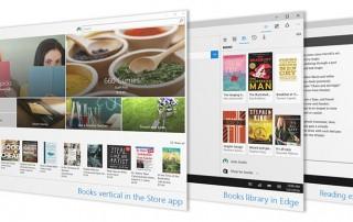 eBooks in Windows 10