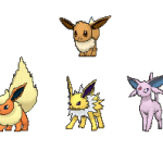 Eevee Evolution Names & Day / Nigh Buddy Trick to Get Vaporeon, Jolteon, Flareon, Espeon, Umbreon