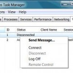 How to Sign Out & Log Off Other Users with Task Manager