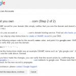 Free Enterprise/Business Email Hosting on Custom Domain - G