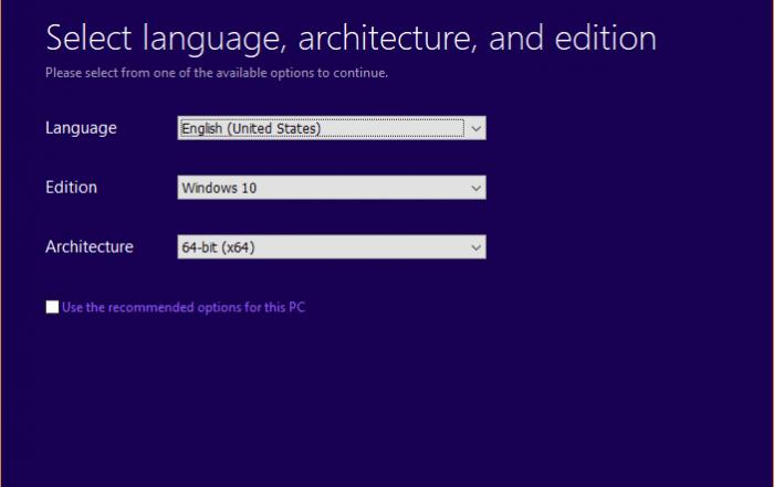 Windows 10 Fall Creators Update v.1709 ISO