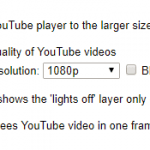 How to Play YouTube Videos in Highest HD / UHD / 4K Resolution Automatically