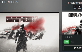 Free Full Game of Company of Heroes 2