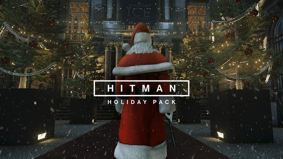 Free HITMAN Holiday Pack