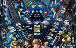Star Wars Pinball 5 Free Game