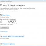 How to Run Windows Defender Virus Scan in Windows 10 Manually
