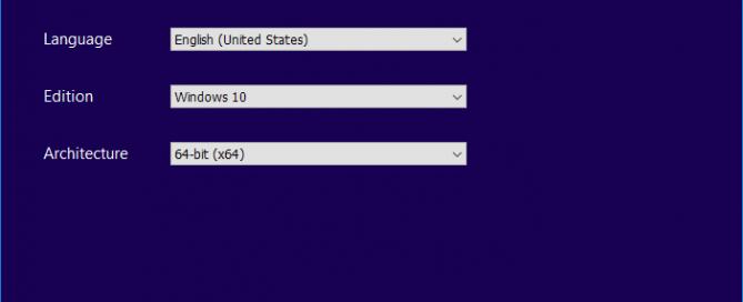 Windows 10 April 2018 Update (Version 1803 - Build 17134
