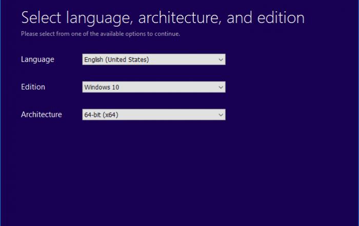 Windows 10 April 2018 Update 1803 Build 17134 via Media Creation Tool