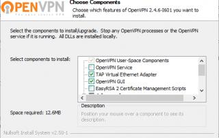 OpenVPN GUI Client