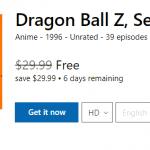 Download or Watch Dragon Ball Z Season 1 Free on Microsoft Store