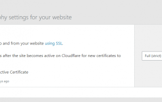CloudFlare SSL Crypto