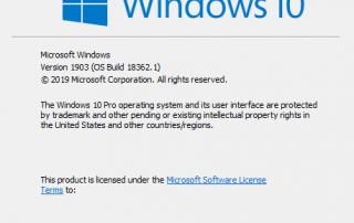 Tech 2 Windows 10