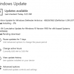Windows 10 v.1903 OS Build 18362.53 Released with KB4495666