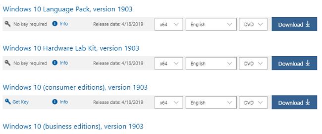 Windows 10 April 2019 Update (Version 1903) Archives - Tech