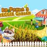 Dr. Panda Veggie Garden (iOS & Android) Free Download