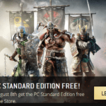 For Honor Standard Edition Full Game Free Download