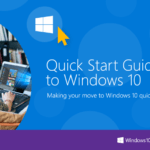 Windows 10 Quick Start Guide PDF e-Book Free Download