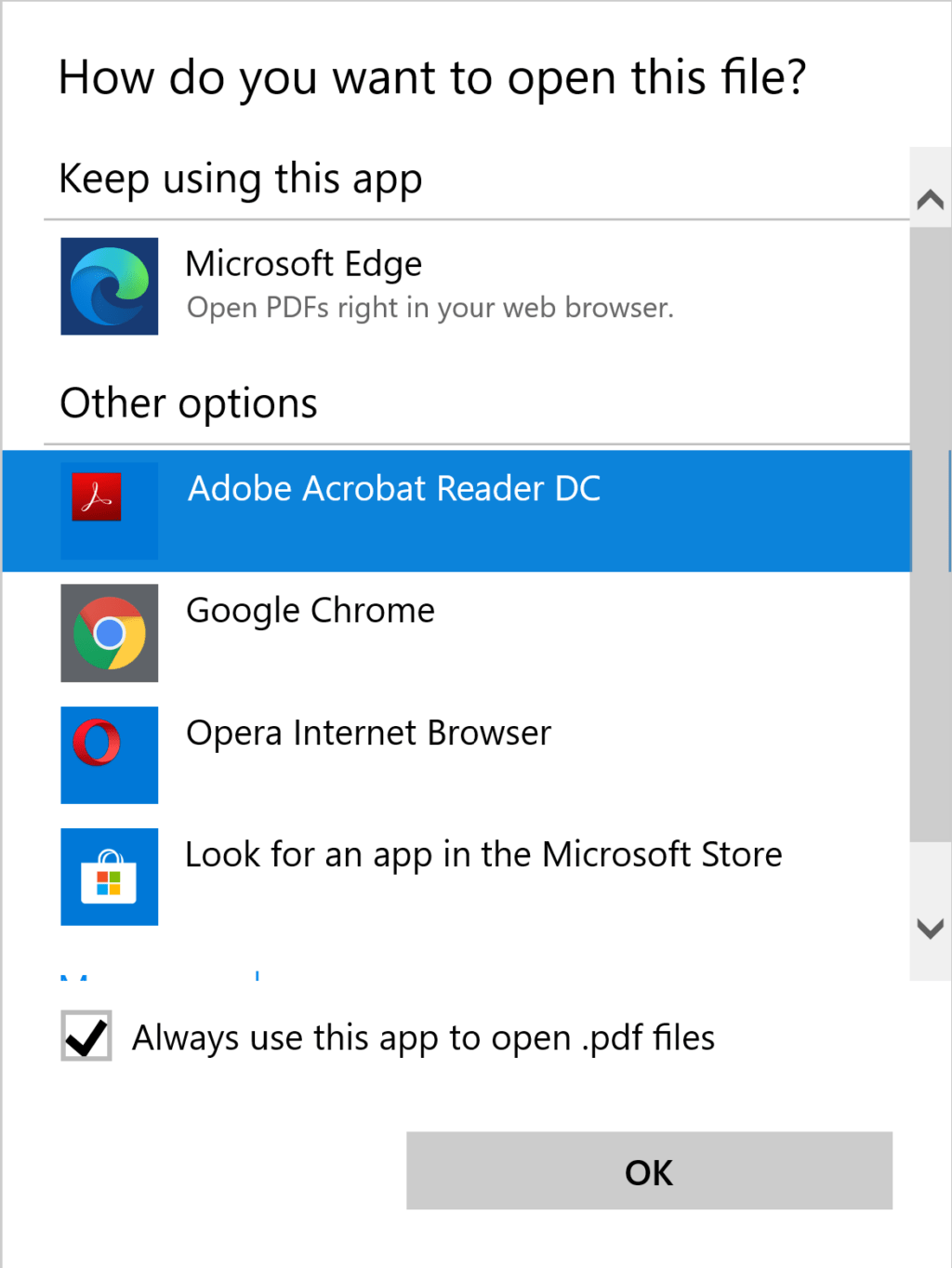 Always Use This App to Open .PDF Files