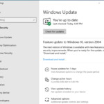 Download Windows 10 May 2020 Update (Version 2004) Officially Released
